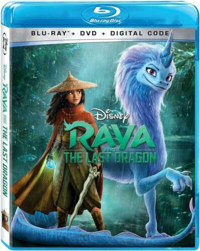 Raya And The Last Dragon (Blu-ray ONLY) - Ships Now