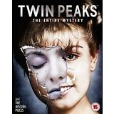 Twin Peaks The Entire Mystery Box Set Blu-Ray BRAND NEW Free Shipping