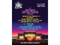 2 * 2 day NOS ALIVE TICKETS 12th -13th July available