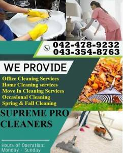 SUPREME PRO CLEANERS Phillip Woden Valley Preview