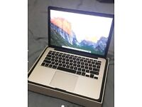 Apple MacBook Pro Retina, 13-inch ( Price is Negotiable)