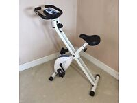 Davina McCall Magnetic Folding Exercise Bike