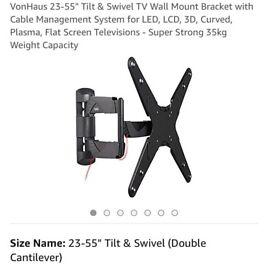 Tv bracket wall mount