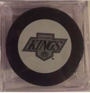 Vintage Los Angeles Kings Puck