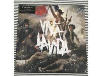 Coldplay. Viva La Vida Vinyl