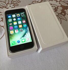 iPhone 6 (unlocked) SWAP FOR SAMSUNG S6