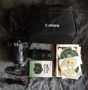 Canon EOS 600d (twin lens kit - rebel T3i) West Hoxton Liverpool Area Preview