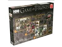 Game of Thrones jigsaw