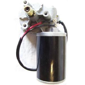 24V Gleichstrommotor Getriebemotor 40W 0-260U/min Torantrieb Fenster Grill