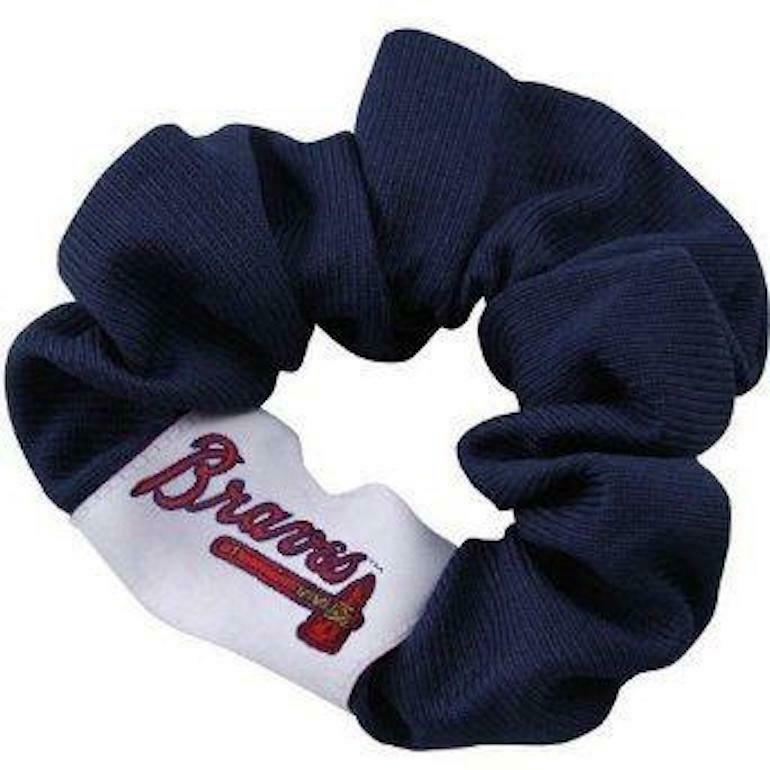 MLB Atlanta Braves Hair Twist Little Earth
