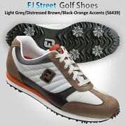FootJoy Men's Street Golf Shoes