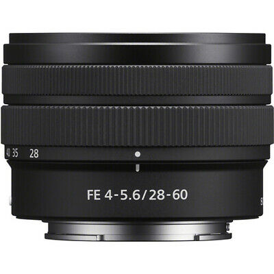 Sony FE 28-60mm f/4-5.6 Lens Bulk package