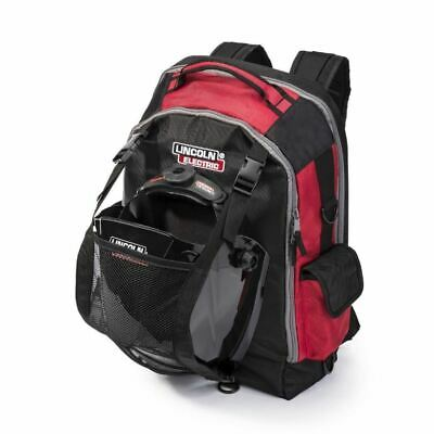 Lincoln Electric Welders Gear Backpack All-in-one K3740-1 Helmet Gloves