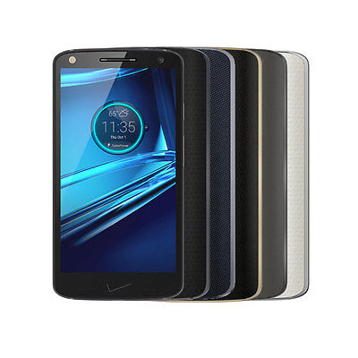 Android Phone - Motorola XT1585 Droid Turbo 2 Kinzie 32GB Verizon Wireless 4G Android Smartphone