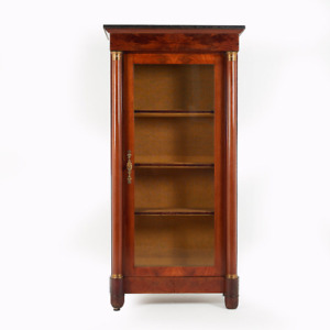 19TH CENTURY FRENCH EMPIRE CABINET FROM FRANCE