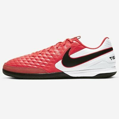 Nike Legend 8 Academy IC - Crimson-Black