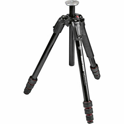 Manfrotto VR Aluminum 4-Section Tripod