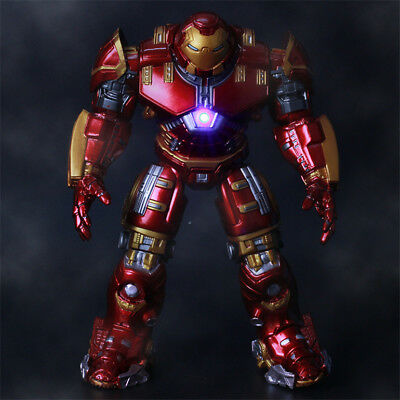 Marvel Avengers 2 Age of Ultron IRON MAN MK 44 HULK BUSTER 7