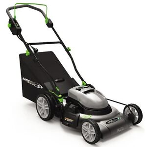 Wanted: Electric or Battery operated lawnmower