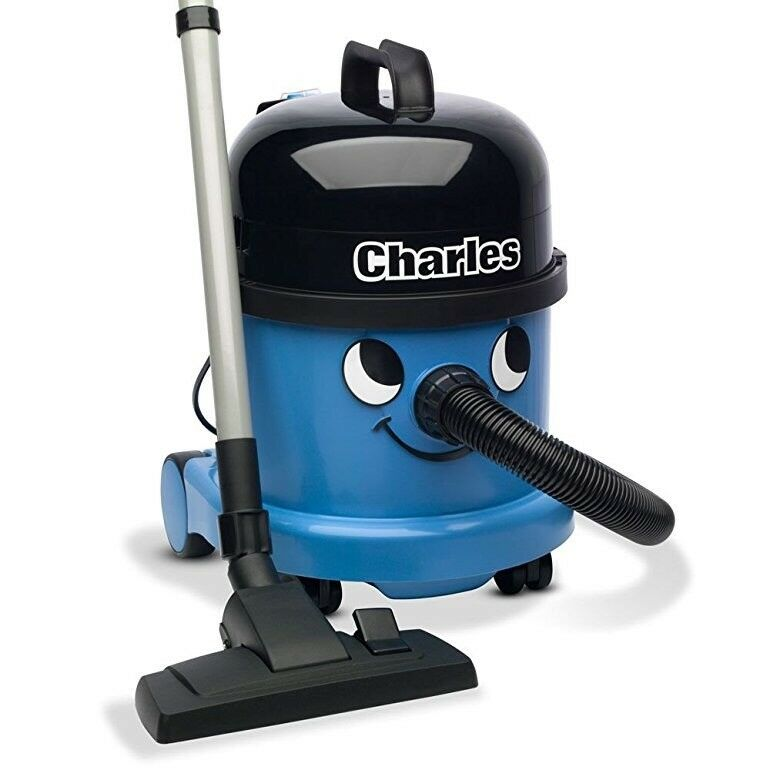 Charles wet and dry vacuum (brand new in box)