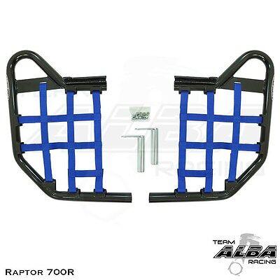 Yamaha Raptor 700 YFM 700 YFM700  Nerf Bars   Alba Racing    197 T1 BL