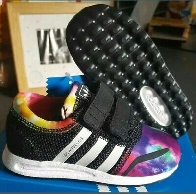 Infant Boys Girls Adidas Los Angeles Trainers Various Sizes