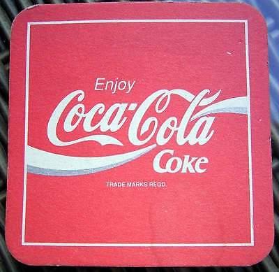Bierdeckel Royal Air Force Headquarter - Coca Cola Werbung (N)