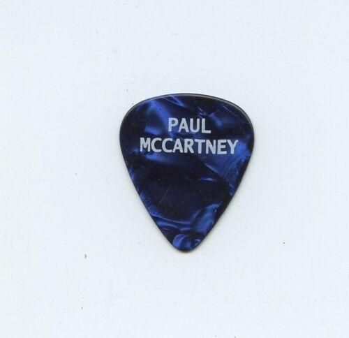 PAUL McCARTNEY Bass Guitar Pick from Desert Trip Show 2016 - BEATLES Related
