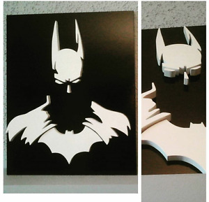 Custom made Batman