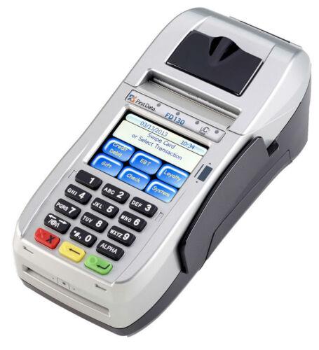 *UNLOCKED* First Data FD130 EMV NFC (Dial/IP) Credit Card Machine *UPDATED*