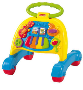 Musics Activity Walker by Fisher Price