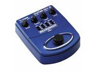 Behringer GD121 V-tone guitar amp modeller