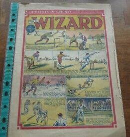 The Wizard Comic 9 June 1951 Number 1321