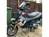 Gilera Runner FXR 180. Absolutely stunning bike. 600 miles from new. YES 600 miles
