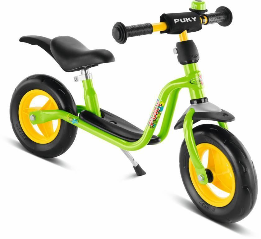Puky Laufrad LR M PLUS 4073 kiwi Lauflernrad Kinder ab 2 Jahre Kinderlaufrad