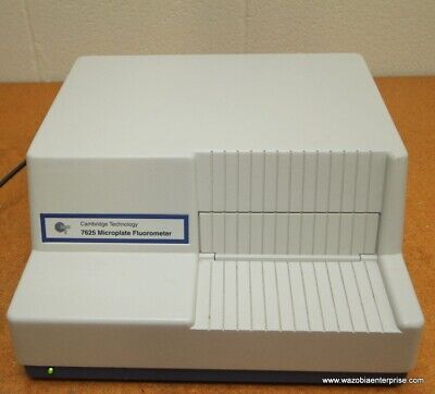 Cambridge Technology 7625 Microplate Fluorometer