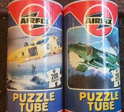 Vintage Airfix Jigsaw Puzzles