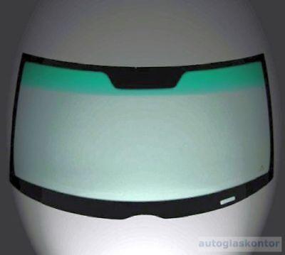 Windschutzscheibe Mercedes C Klasse W202 grün+Grünkeil Autoscheibe Autoglas Glas