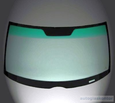Frontscheiben-Set Mercedes C Klasse W202 grün+Grünkeil Windschutzscheibenset neu