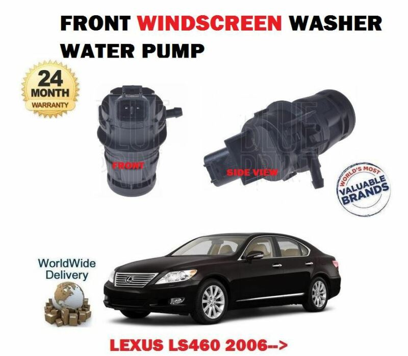 FOR LEXUS LS460 1UR-FSE 32v 2006-> NEW FRONT WIDSCREEN WASHER PUMP 85330-60190
