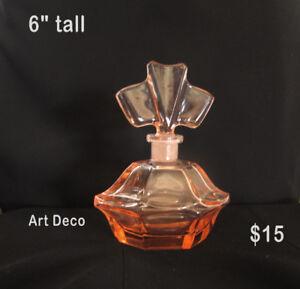 Perfume Bottles & Pomander