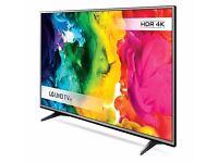 4K ULTRA HD 65 INCH LG HDR PRO SMART LED TV BRAND NEW BOXED+ FREE LG SOUND BAR