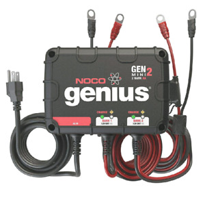 Noco Genius battery charger.