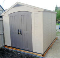 *Now Taking Bookings**  Have Your Shed Installed This Summer