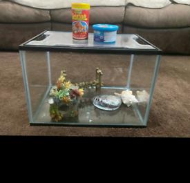 FISH TANK GLASS
