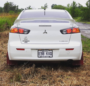 2016 Mitsubishi Lancer Es Sedan awd