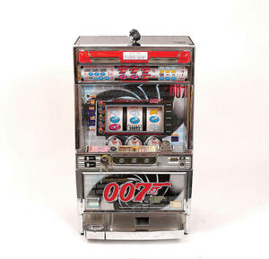 SLOT MACHINE FOR SALEJAMES BOND 007