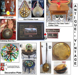 Antique Vintage Collections SALE (TEXT/CALL Pls)