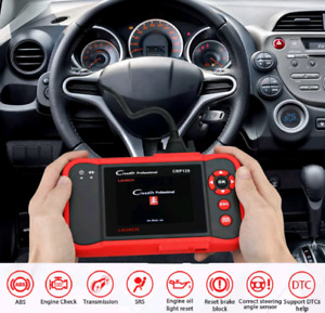 OBD2 Sanner Launch CRP129  PRO.  All Suported Systems, 45 makes.