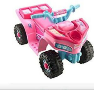 FOR SALE BRAND NEW BARBIE FISHER PRICE POWER WHEELS